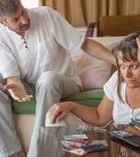 financial problems in marriage