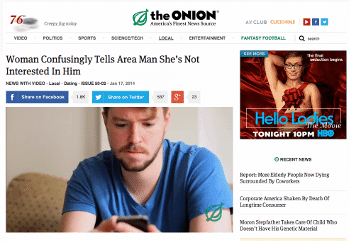 Funny headlines for dating sites
