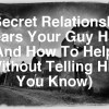 Secret Relationship Fears