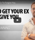 how to get your ex to forgive you