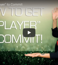 get a player to commit
