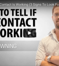 How to Tell If No Contact Is Working