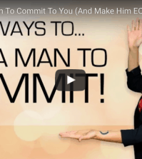 how to get him to commit to you