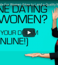 online dating tips for women