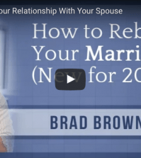 rebuild your marriage