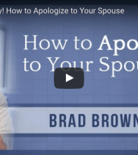 how to apologize to your wife, how to apologize to your husband