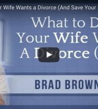 Wife Wants a Divorce