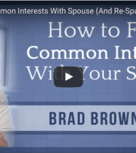 reignite the spark in your marriage, find common interests