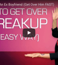 how to get over an ex boyfriend who you still love