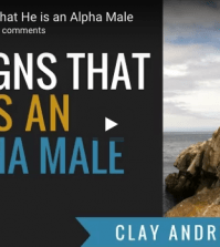 alpha male, signs a man is an alpha male, alpha male characteristics